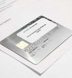 £9000 Credit Card Limit